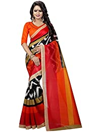 Sarees ( Sarees For Women Party Wear Offer Designer Sarees Below 500 Rupees Sarees For Women Latest Design Sarees... - B075WCHC11
