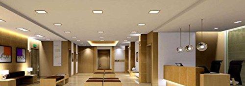 D'Maktm D'Mak Amax 1X1 Ft 30W Led Panel Light(White)