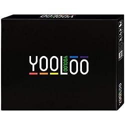 YOOLOO - El Divertido Juego de Cartas para Toda la Familia o para Fiestas - Nueva versión - (de 2 a 8 Personas)