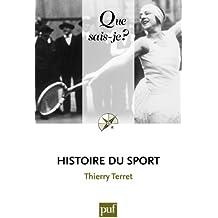 Histoire du sport: « Que sais-je ? » n° 337