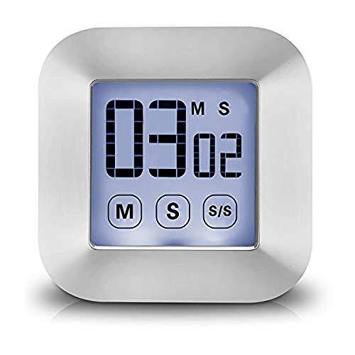 PUTTL Pantalla táctil Digital Kitchen Timer Cronómetro