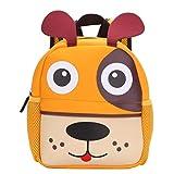 HCFKJ Schultasche, Kind Rucksack Kleinkind Kind Schultaschen Kindergarten Cartoon Schulter Bookbags (I)