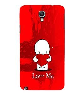 Ebby Designer Printed 3D High Quality Mobile Back Case Cover For Samsung Note 3 Neo (Premium Matte Finishing Back Case )