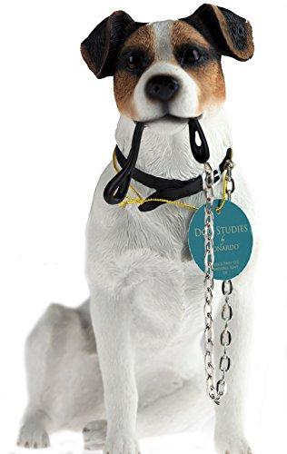 LP Support Walkies 15cm Jack Russell Hund Ornament Figur -