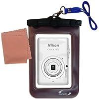 Pochette de protection waterproof pour le Nikon Coolpix S02