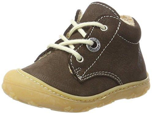 Ricosta Unisex Baby Corany Sneaker, Marone, 00023 EU