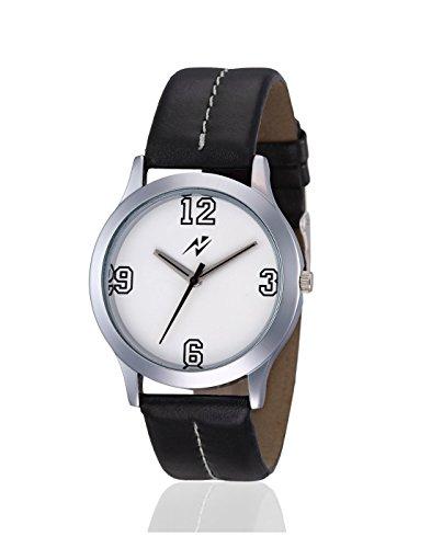 Yepme Enmas Men's Watch - White/Black - YPMWATCH1619 image