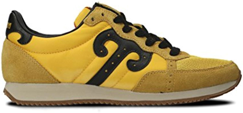 WUSHU RUYI Herren TIANTAN992705 Gelb Polyamid Sneakers