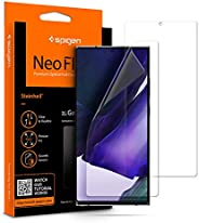 Spigen Neo Flex designed for Samsung Galaxy Note 20 Ultra 5G / Note 20 ULTRA Screen Protector [2 Pack] - Full