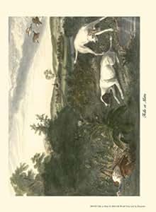 Andre Desportes – Folle et Mite Impression d'art Print (24,13 x 33,02 cm)