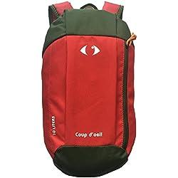 X-Sports Sac de randonnée 10L Mini Sac d'école (Rouge)