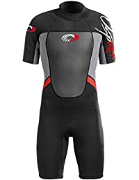 Osprey Boys Origin Shorty 3/2 mm Wetsuit - Multiple Colours