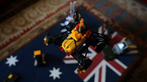 Parrot MiniDrones Airborne Cargo Drone Travis (Yellow)