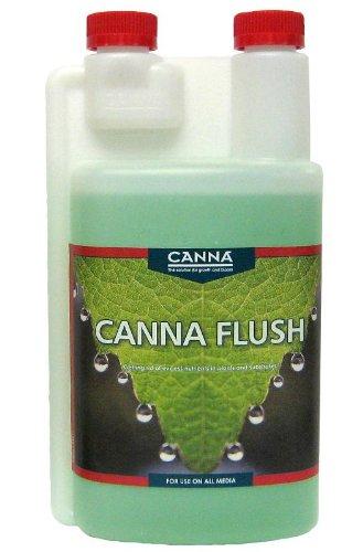 Soilless Mix (Canna Flush 1L Dünger Spülung Spüler)