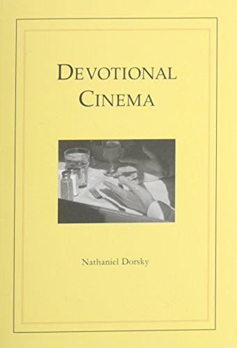 DEVO CINEMA por Nathaniel Dorsky