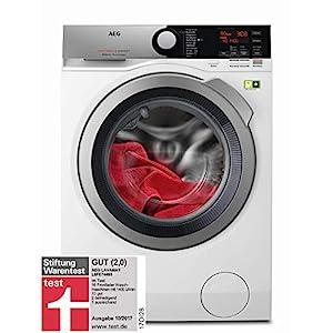 Beste Waschmaschinen: AEG L8FE74485 Waschmaschine
