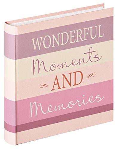 Walther design FA-336-W Buchalbum Moments, Design Wonderful, 30x30 cm