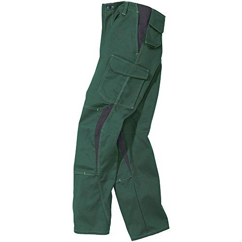 Kübler pantalon de travail 2346 Vert/Anthracite