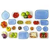 Set Stk Behälter für Lebensmittel mit Deckel–Max