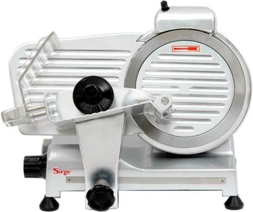 Sirge AFFPROF22 máquina de cortar Cortafiambres Profesional Semi Automático 22cm