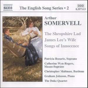Somervell: The Shropshire Lad