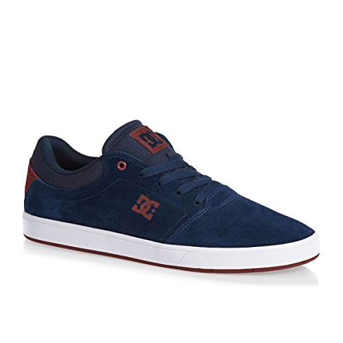 DC Shoes Crisis, Baskets mode homme Bleu