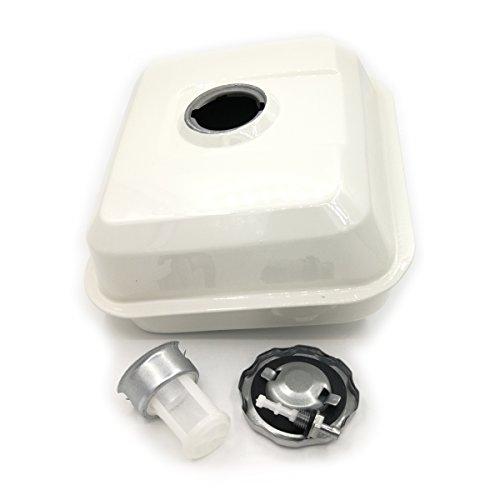 Shioshen Gas gemeinsame Filter Tank Tankdeckel für HONDA GX340 GX390 188F 11HP 13HP 4-Takt Benzin Motor Generator Wasserpumpe