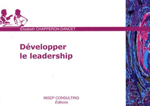 Développer le leadership