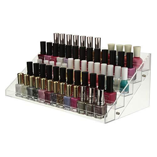 Make Up Organizer, Luckyfine Multifunktionale Kosmetische Aufbewahrungsbox 5 Ebenen