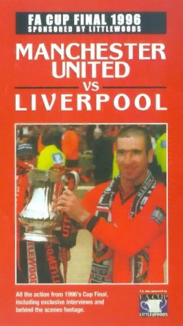 Fa Cup Final: 1996 – Manchester United Vs Liverpool [VHS]