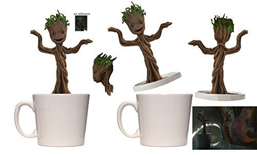 Guardians Of The Galaxy Baby Dancing Groot Mug - EE Exclusive