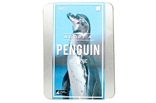 Unbekannt Gift Republic Adopt It Geschenkset erlässt einen Pinguin