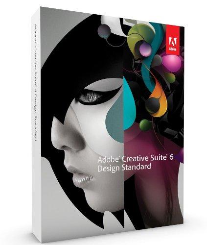 Adobe Creative Suite 6 Design Standard englisch MAC