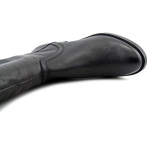 Franco Sarto Carlano Femmes Cuir Botte Black