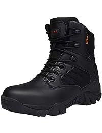 Zapatos Hombre Black Friday Casuales Invierno Botas de Trekking de Escalada para Exteriores Antideslizantes Resistentes al
