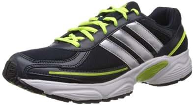 adidas Men's Dario M Black Mesh Running Shoes - 9 UK