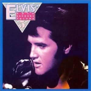 Vol. 5-Elvis' Golden Records [CASSETTE]
