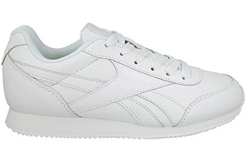 Reebok Unisex-Kinder V70492 Trail Runnins Sneakers, Weiß (White), 36 EU