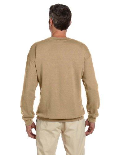 Broken Herz-Symbol auf American Apparel Fine Jersey Shirt Kiesel