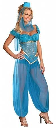 Princesse Jasmine Danseuse du ventre Costume Aladdin
