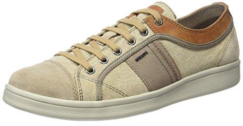 Geox Uomo, Sneakers, U Warrens A, Beige (Beige (Sand)), 45