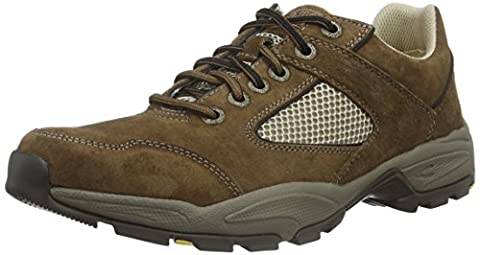 camel active Evolution 11, Herren Oxford Sneakers, Braun (timber), 47 EU (12 Herren UK)