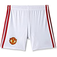 adidas MUFC H SHO Y - 1st Football kit - Shorts -Manchester United FC 2015/16 for Boys