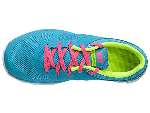 Nike Flex 2014 Rn Gs Scarpe Da Corsa, Bambini E Ragazzi Verde