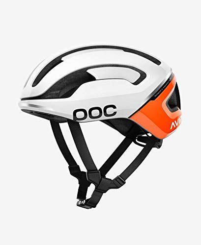 POC Omne AIR Spin Helm, Zink Orange AVIP, MED -