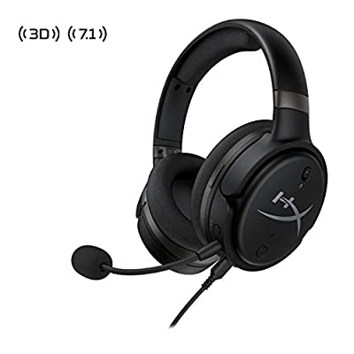 HyperX HX-HSCO-GM/WW Cloud Orbit - Waves Nx 3D Audio Gaming Headset