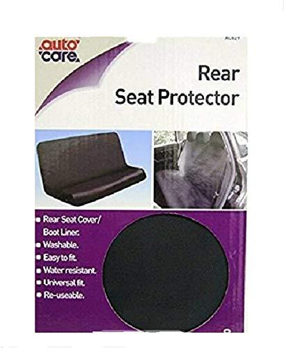 Global Accessorie EAU en nylon noir ARRIÈRE RESISTANT Protecteur