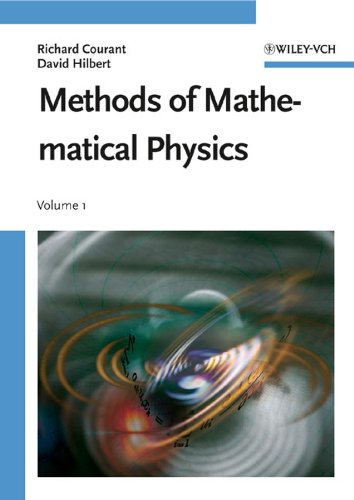 Methods of Mathematical Physics V 1 (Wiley Classics Library)