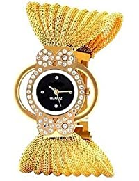 Goldenize Fashion New Arrival Special Collection Miss Perfect Glory And Golden Zula Best Women Watch Watch - For...