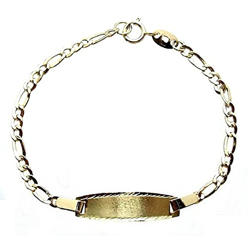 9k-gold-baby-bracelet-cartier-slave-3x1-13cm-hollow-7199gr-customizable-recording-included-in-price